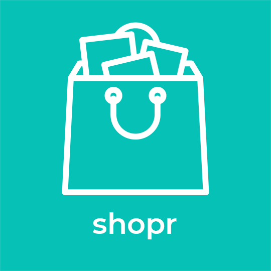Shopr WordPress plugin