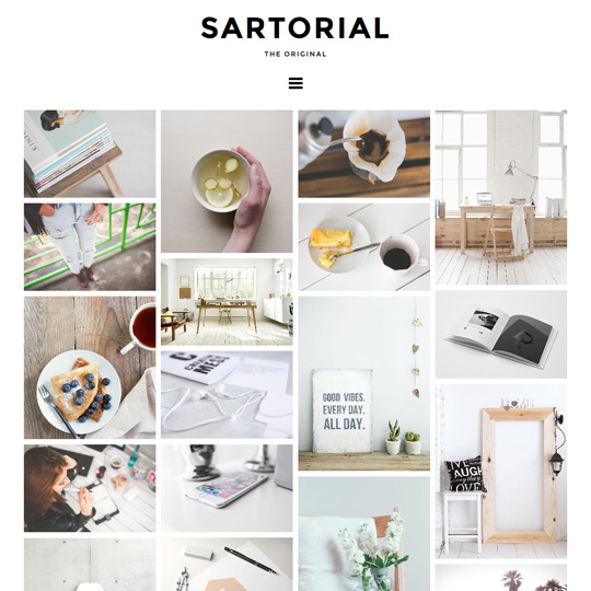 blogger template sartorial - Blogspot Interior Design