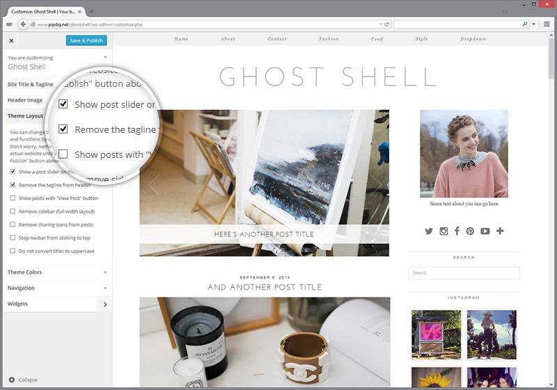 customiser-ghostshell-layout