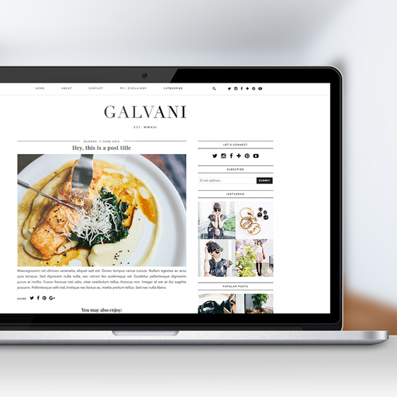 galvani_blogger_template_2