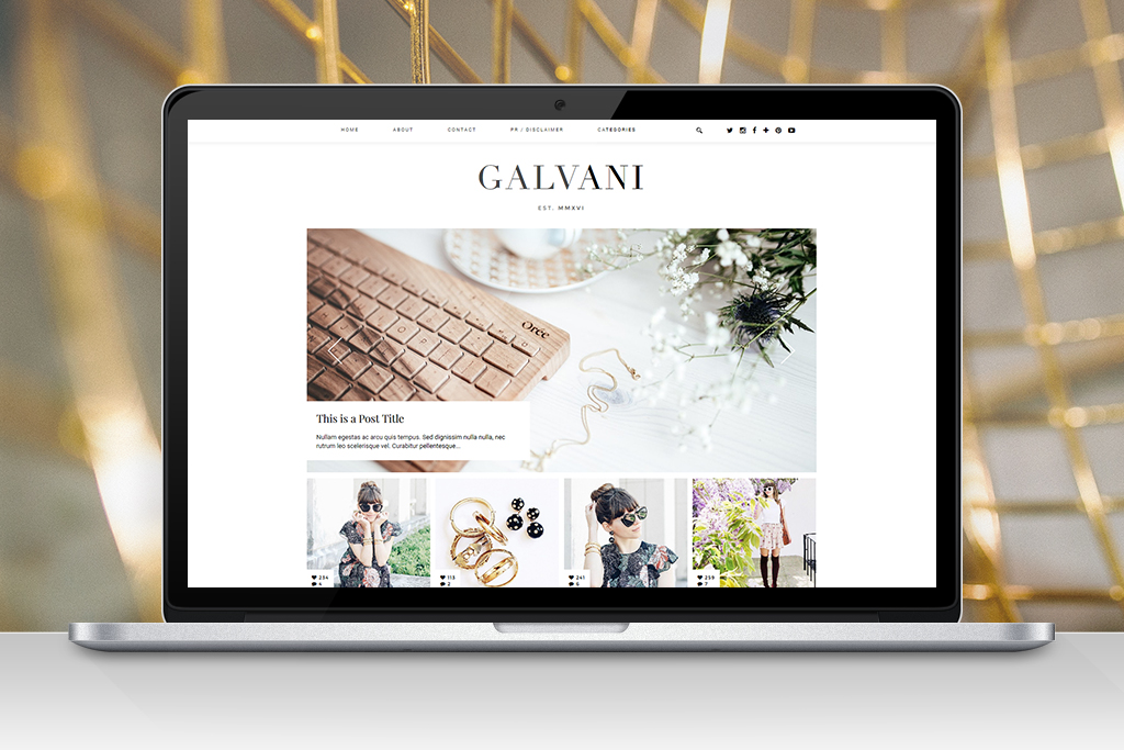 Professional Blogger Templates | Stylish Blogspot Themes