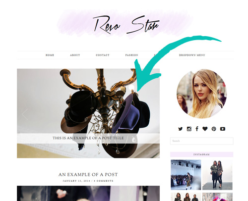 Revo Star WordPress Post Slider